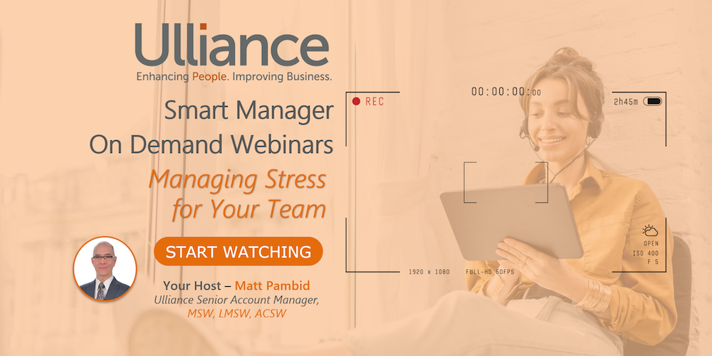 Manage Stress Video