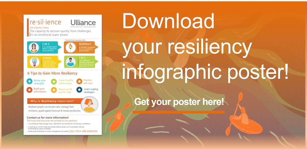 Resiliency Poster CTA