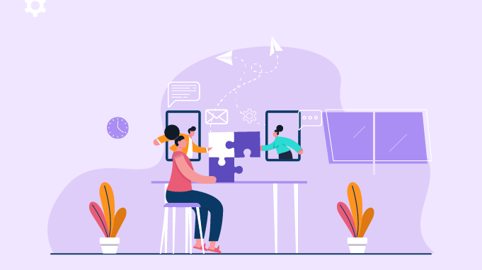 Engaing remote workers wellness
